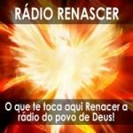 Logo da emissora Rádio Renascer