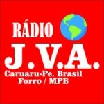Logo da emissora Rádio JVA