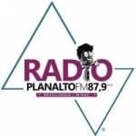 Logo da emissora Rádio Planalto 87.9 FM
