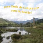 Logo da emissora Rádio Aqui é Sertão