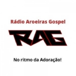Logo da emissora Rádio Aroeiras Gospel