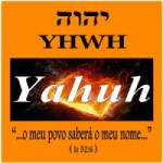 Logo da emissora Rádio Louvores A Yahushua