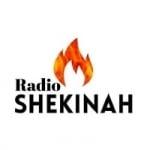 Logo da emissora Rádio Shekinah Web Gospel