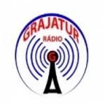 Logo da emissora Rádio Grajatur