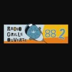 Logo da emissora Grille Ouverte 88.2 FM