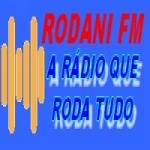 Logo da emissora Rádio Rodani FM