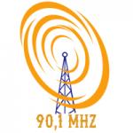 Logo da emissora Rádio Nossa Voz FM