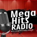 Logo da emissora Mega Hits Rádio