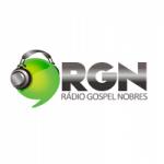 Logo da emissora Rádio Gospel Nobres