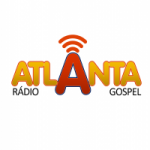 Logo da emissora Rádio Atlanta Gospel