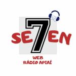 Logo da emissora Rádio Seven Apiaí