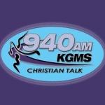 Logo da emissora KGMS 940 AM
