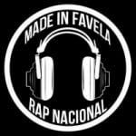 Logo da emissora Rádio Made In Favela Rap Nacional