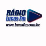 Logo da emissora Rádio Lucas FM