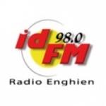 Logo da emissora Radio ID 98 FM