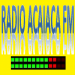 Logo da emissora Rádio Web Acaiaca