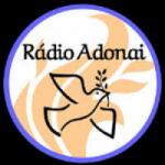 Logo da emissora Rádio Adonai Belém