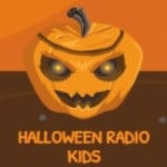Logo da emissora Halloween Radio Kids