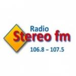 Logo da emissora Radio Stereo Fm
