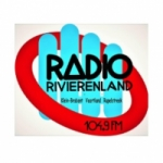 Logo da emissora Radio Rivierenland 104.9 FM