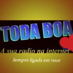 Logo da emissora Rádio Toda Boa
