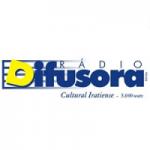 Logo da emissora Rádio Difusora 950 AM