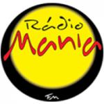 Logo da emissora Rádio Mania 106.5 FM