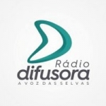 Logo da emissora Rádio Difusora Acreana 1400 AM