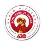 Logo da emissora Rádio Difusora Bom Jesus de Cuiabá 630 AM