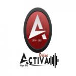 Logo da emissora Activa Online