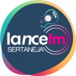 Logo da emissora Rádio Lance FM Sertaneja