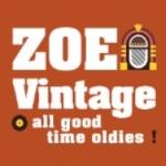 Logo da emissora Radio Zoe Vintage