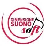 Logo da emissora Radio Dimensione Suono Soft Nord 95.5 FM