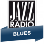 Logo da emissora Jazz Radio Blues