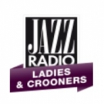 Logo da emissora Jazz Radio Ladies & Crooners 97.3 FM