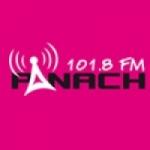 Logo da emissora Radio Panach FM 101.8