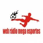 Logo da emissora Web Rádio Mega Esportes