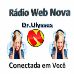 Logo da emissora Rádio Web Nova Dr Ulysses