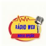 Logo da emissora Rádio Web Nova Opção