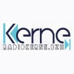 Logo da emissora Kerne British 90.2 FM