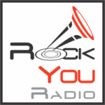 Logo da emissora RYR Rock You Rádio