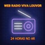 Logo da emissora Web Rádio Viva Louvor