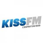 Logo da emissora Kiss 94.6 FM