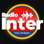 Logo da emissora Rádio Inter