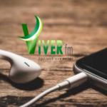 Logo da emissora Rádio Viver FM