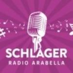 Logo da emissora Radio Arabella Schlager