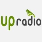 Logo da emissora Up Radio 98.7 FM