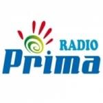 Logo da emissora Radio Prima 107.4 FM