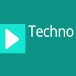 Logo da emissora Radio RSN Techno