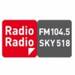 Logo da emissora RadioRadio 104.5 FM